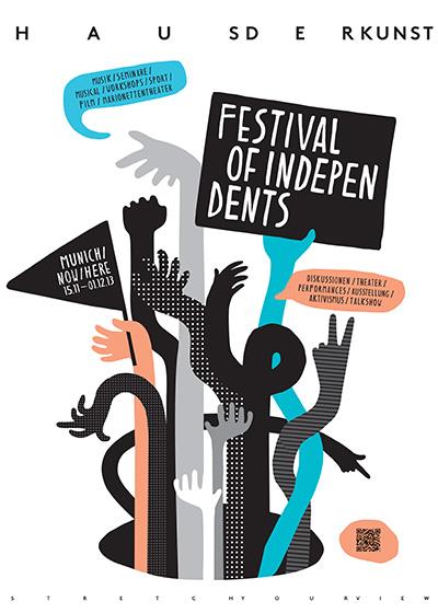 Super Paper Festival of Independents Haus der Kunst