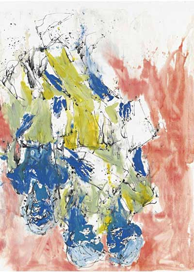Super Paper Haus der Kunst Georg Baselitz