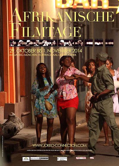 Super Paper Afrikanische Filmtage 2014