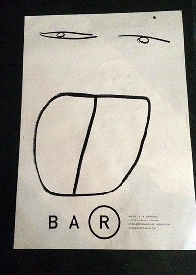 Super Paper Die Registratur Bar