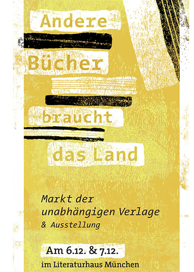Super Paper Markt der unabhängigen Verlage