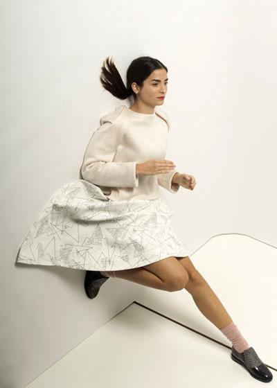 Super Paper Mediadesign Fashion Show