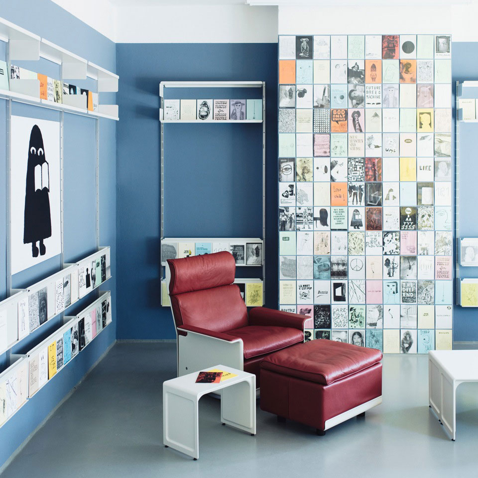 Vitsoe Reading Room München
