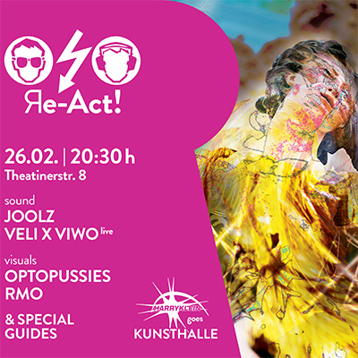 Super Paper Harry Klein Kunsthalle