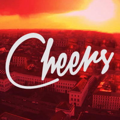 Super Paper Cheers from Downtown
