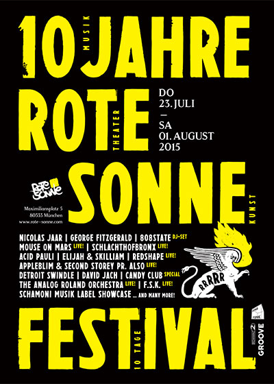 10 Jahre Rote Sonne Festival