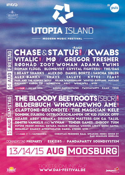 Super Paper Utopia Island