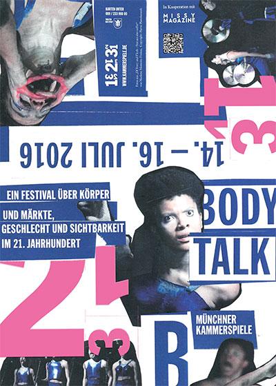 Body Talk Kammerspiele München