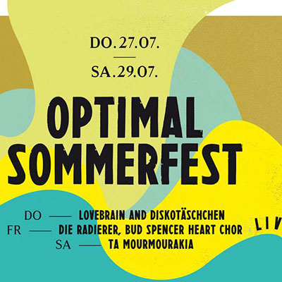 Optimal Sommerfest 2017