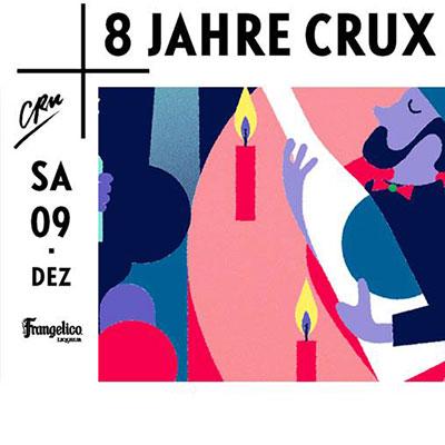 8 Jahre Crux